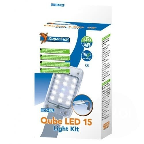 SuperFish SUPERFISH QUBE LED 15