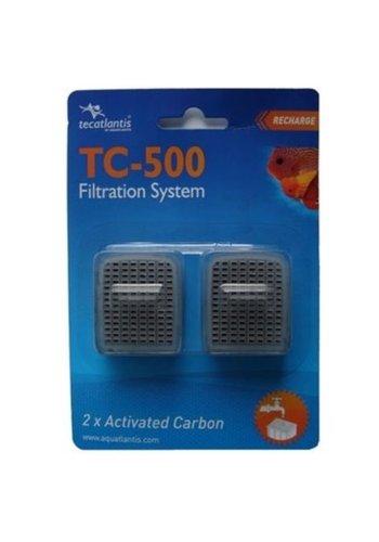 Aquatlantis Koolpatroon tbv TC500 Tortum per 2 stuks