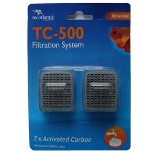 Aquatlantis Aquatlantis Koolpatroon tbv TC500 Tortum per 2 stuks