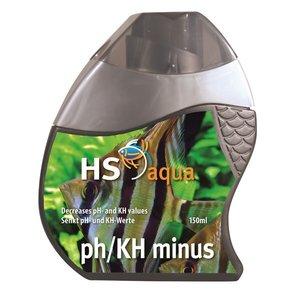 HS Aqua HS Aqua pH/KH Minus 150 ml