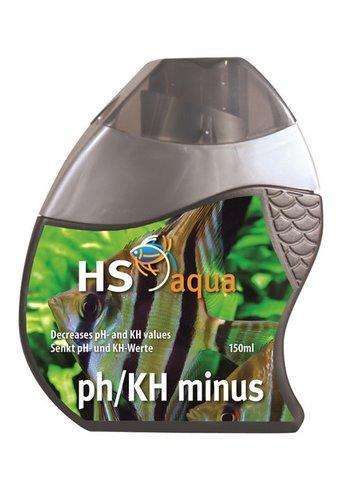 HS Aqua pH/KH Minus 150 ml
