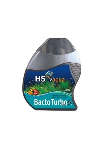 HS Aqua Bacto Turbo small 150 ml