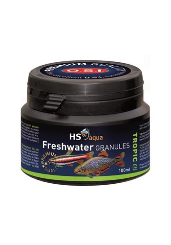 HS Aqua Freshwater Granules XS 100 ml