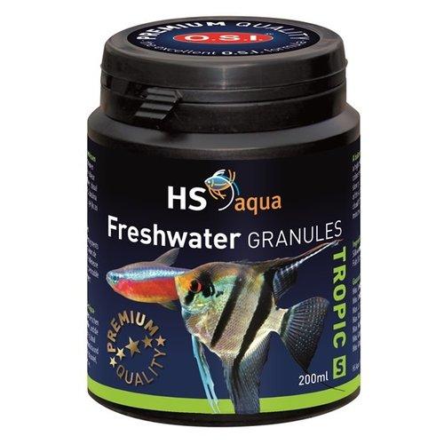 HS Aqua HS Aqua Freshwater Granules S 200 ml
