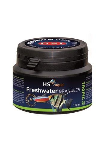 HS Aqua Freshwater Granules S 100 ml
