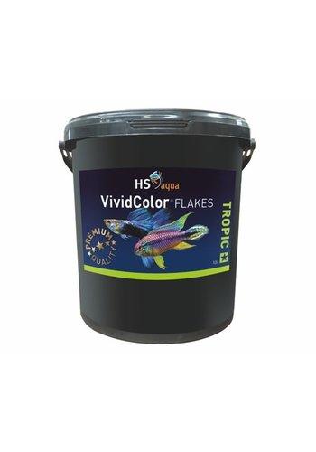 HS Aqua Vivid Color Flakes 10 L