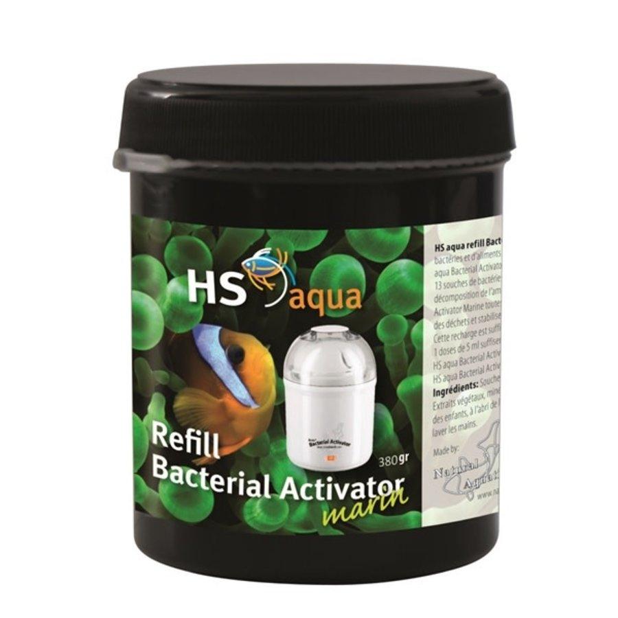 HS Aqua Refill Bacterial Activator Marine 3000/380 gr eigen gebruik-1