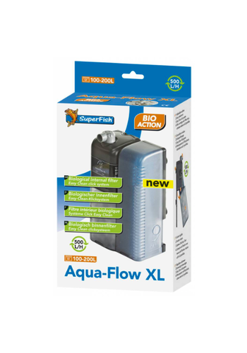 SuperFish Aquaflow XL Biofilter 500 l/h