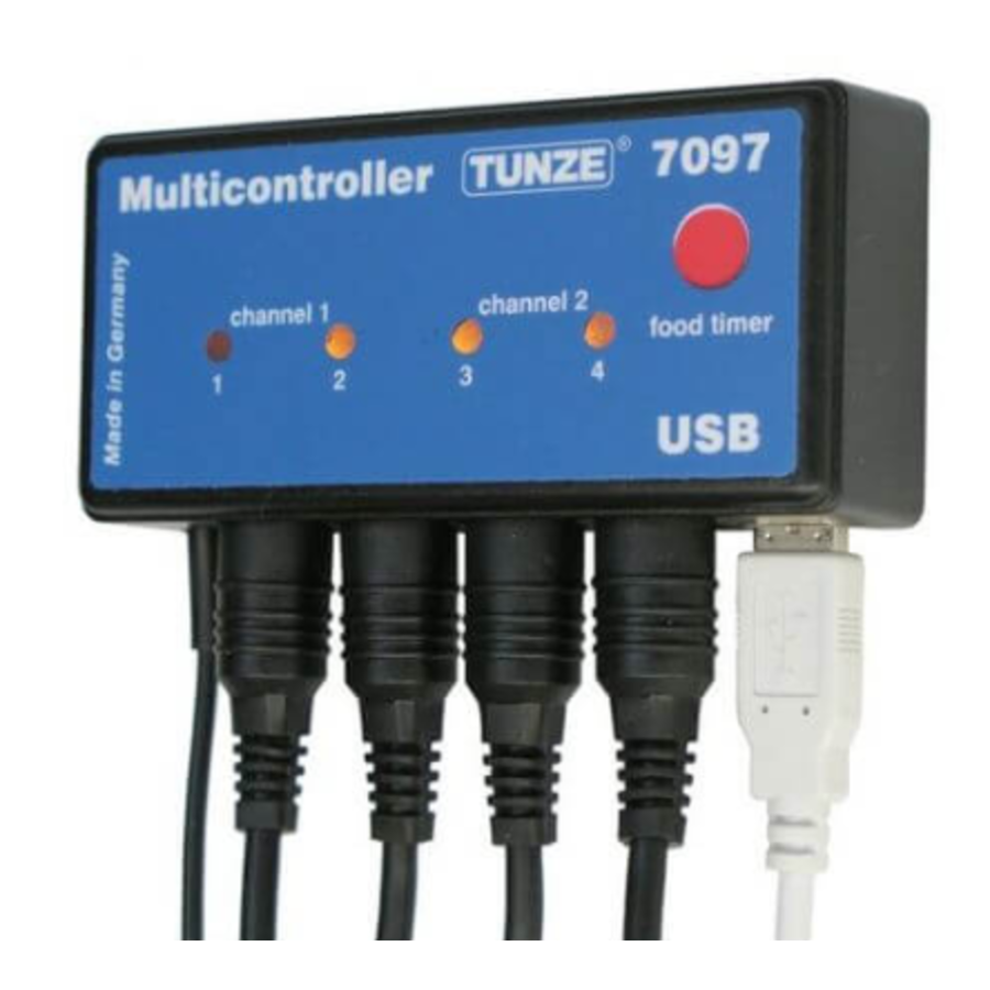 Tunze Multicontroller 7097 USB incl. moonlight-1