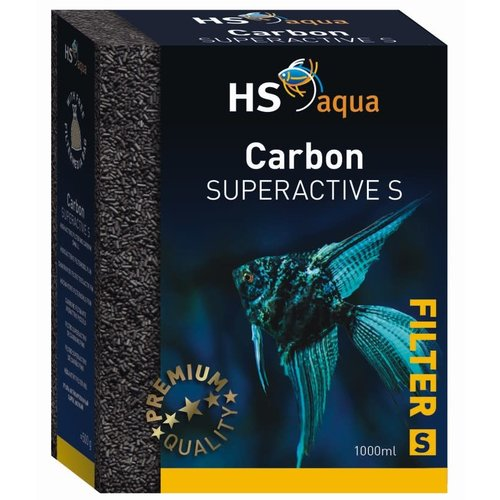 HS Aqua HS Aqua Carbon Superactive S 2000 ml