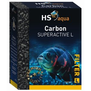 HS Aqua HS Aqua Carbon Superactive L 2000 ml