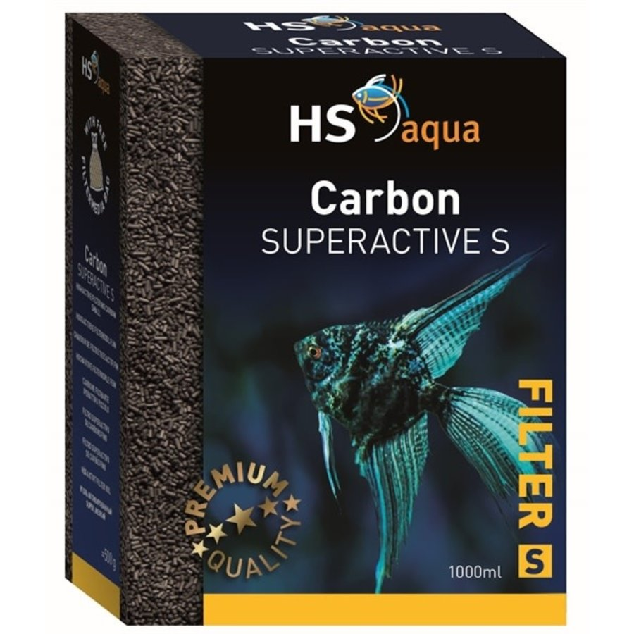 HS Aqua Carbon Superactive S 1000 ml-1