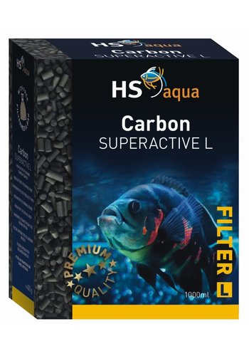 HS Aqua Carbon Superactive L 1000 ml