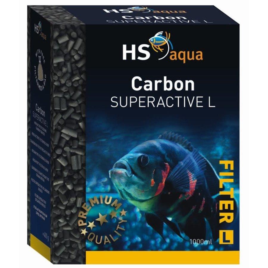 HS Aqua Carbon Superactive L 1000 ml-1