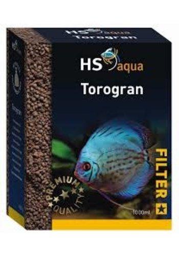 HS Aqua Torogran Turfgranulaat 1000 ml