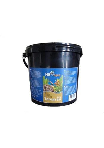 HS Aqua Torogran Turfgranulaat 1.1 kg emmer