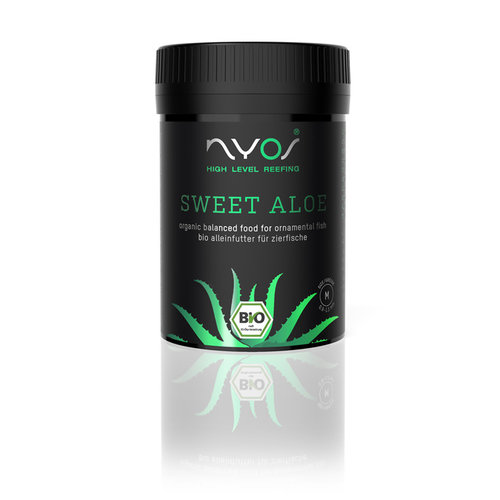 Nyos Nyos Sweet Aloe (BIO) -120ml