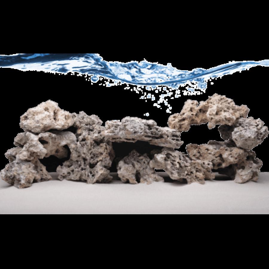 Fiji Skeleton Rock Stukken (dood) levend steen 10kg-1