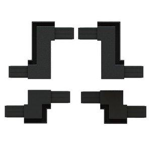 Tank Net Screen Cut outs 15/40mm (1 of each)