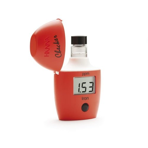 Hanna Hanna Checker Fe pocket Colorimeter