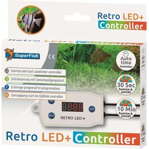 SuperFish Superfish Retro LED+ controller