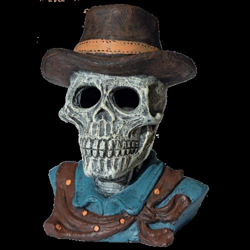 SuperFish SuperFish Deco LED Skull cowboy