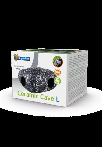 SuperFish Ceramic Cave L