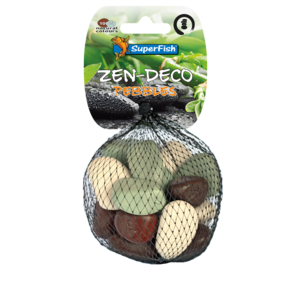 SuperFish SuperFish Zen pebble small mix 300gram