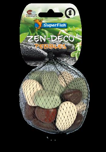 SuperFish Zen Pebble mix S 15 stuks