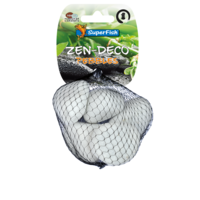 SuperFish Zen pebble medium wit 450 gram