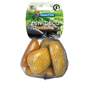 SuperFish SuperFish Zen pebble medium geel 450 gram