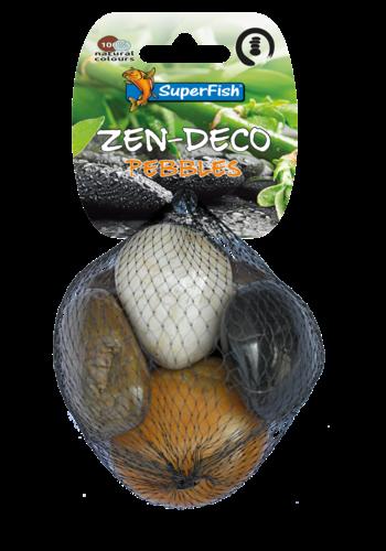 SuperFish Zen Pebble mix M 5 stuks