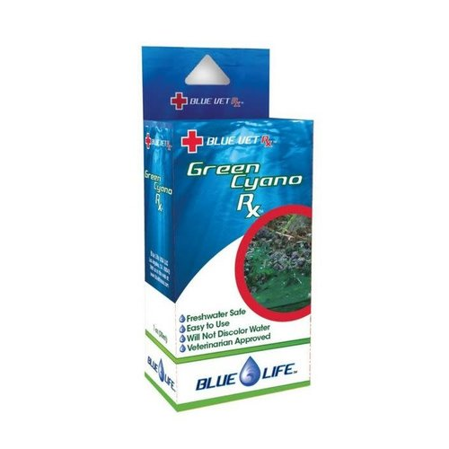 Blue Life Blue Life Green Cyano RX zoetwater