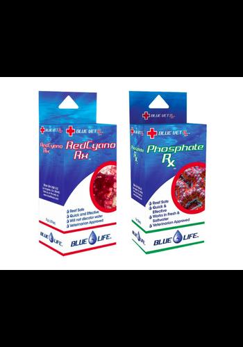 Blue Life Red Cyano & Phosphate RX