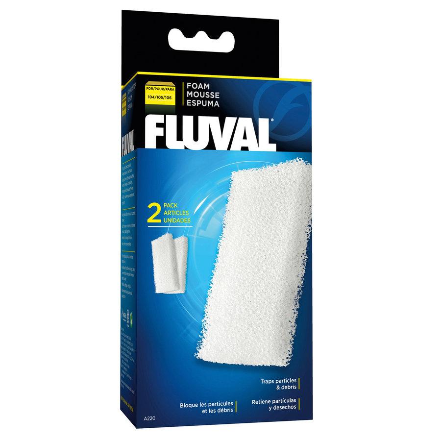 Fluval Bio Foam 107 Filtermateriaal-1