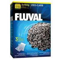 Fluval Zeo-Carb 450 g Filtermateriaal
