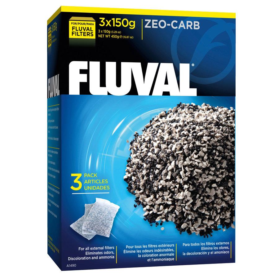 Fluval Zeo-Carb 450 g Filtermateriaal-1