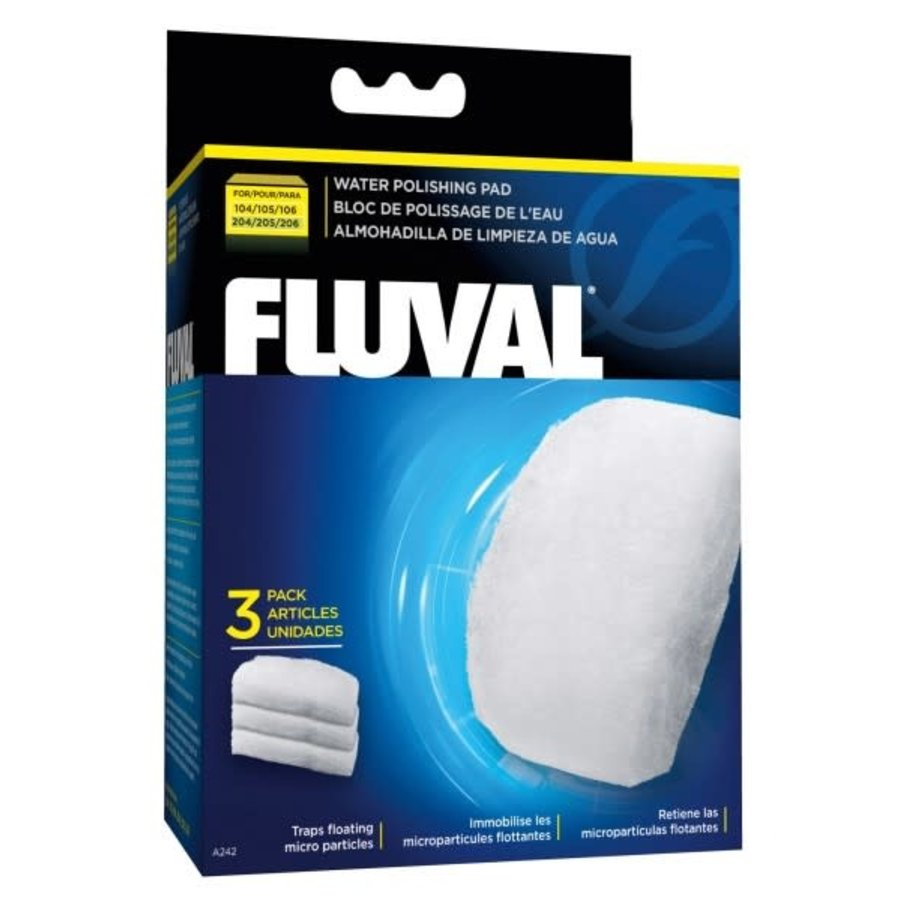 Fluval Quick-Clear 306/406, 307/407 Filtermateriaal-1