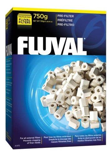 Fluval Voorfiltermateriaal 750 g