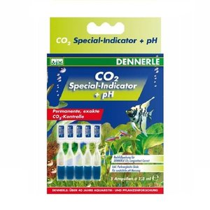 Dennerle Dennerle Profi-Line CO2 Special Indicator+pH