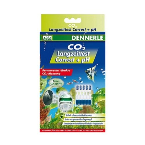 Dennerle Dennerle Profi-Line CO2 Test Correct + pH
