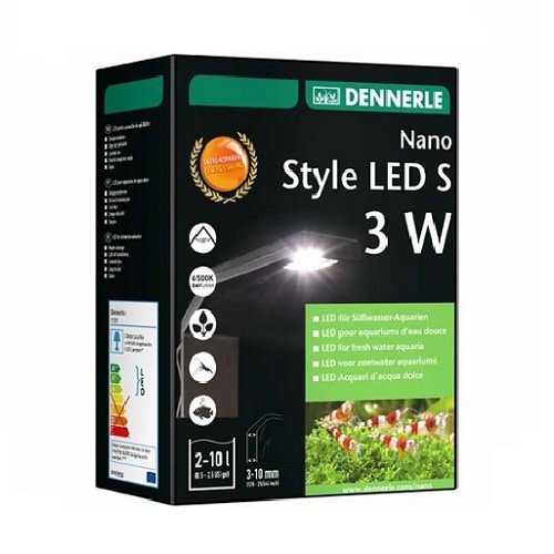 Dennerle Dennerle Nano Style LED S - 3 Watt