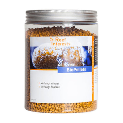 Reef Interests Reef Interests All In One Biopellets - 500ml/400gr
