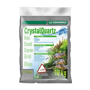 Dennerle Dennerle Kristal Grind Leigrijs 1-2 mm 10 kg