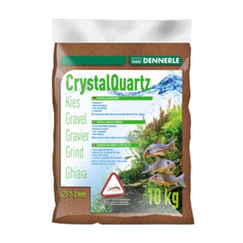 Dennerle Dennerle Kristal Grind Reebruin 1-2 mm 10 kg