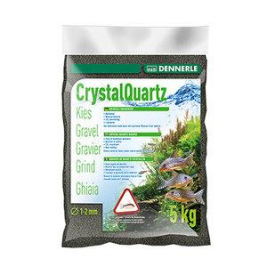 Dennerle Dennerle Kristal Grind Diamantzwart 1-2 mm 5 kg