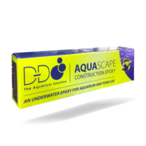 D-D D-D Aquascape Grey aquarium epoxy (Rock grey)