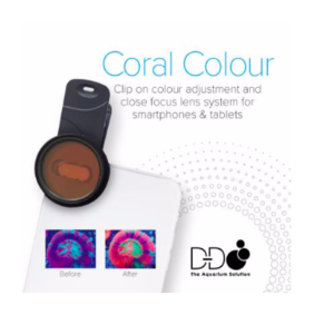 D-D D-D Mobile Phone Coral Photo Lens/Filter