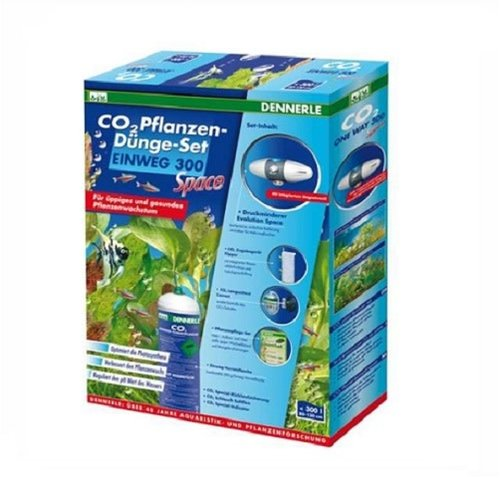 Dennerle Dennerle CO2 Wegwerp 300 Space