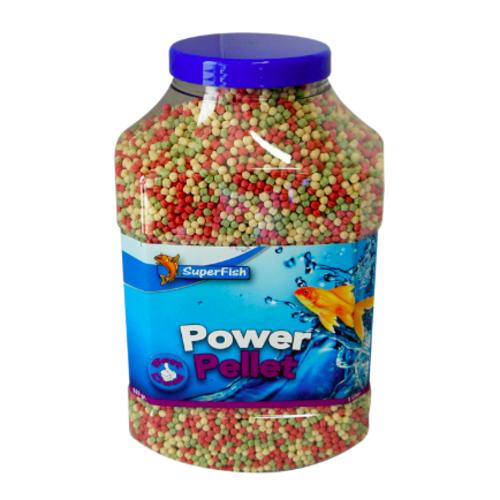 SuperFish SuperFish Power pellet 5 liter